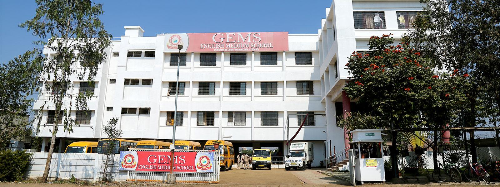 Gems English Medium School and Jr College Hirawadi Branch