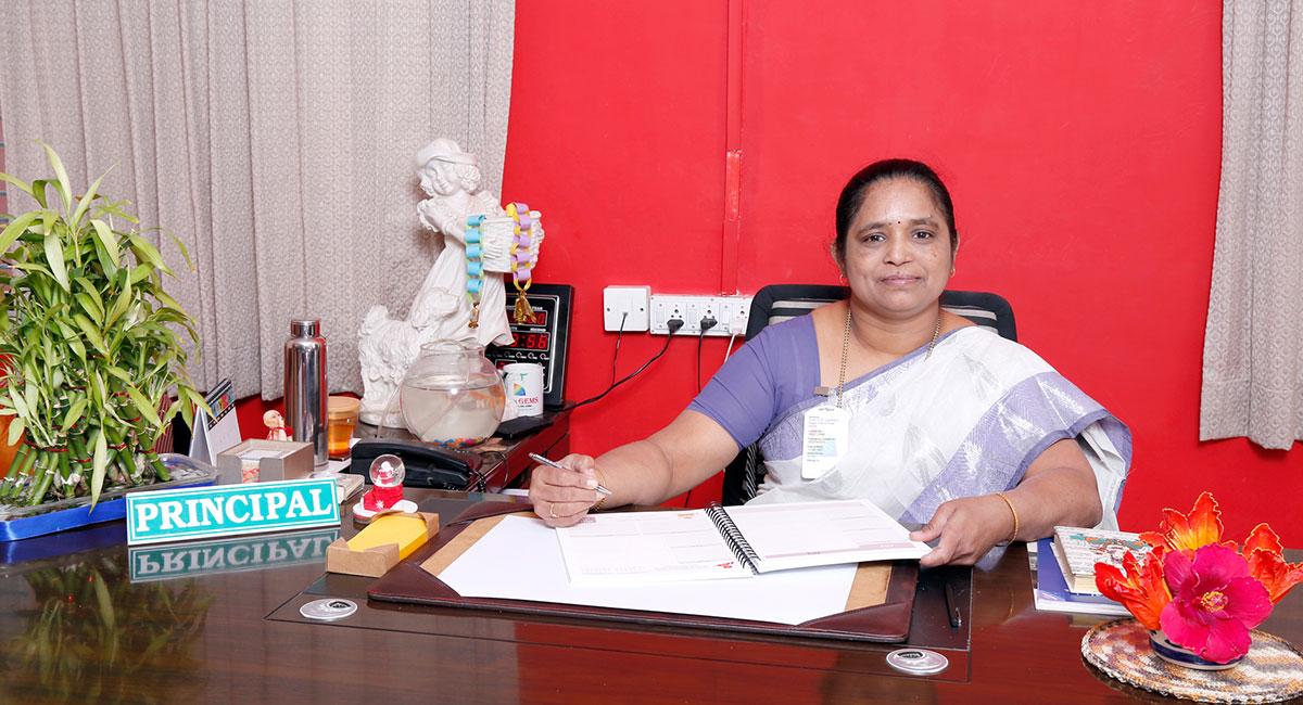 Principal Mrs Rohini Joshi